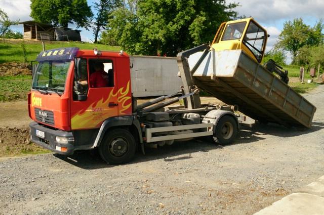 Autodoprava a kontejnerová přeprava Hranice