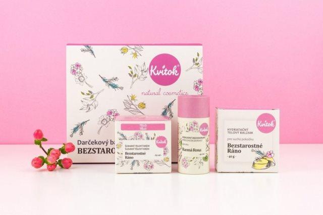 Znáte slovenskou EKO kosmetiku Kvitok?