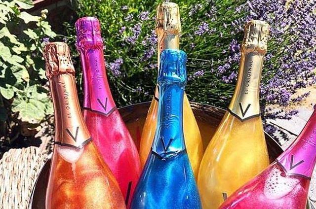 BLUE, ROSE, GOLD, PINK