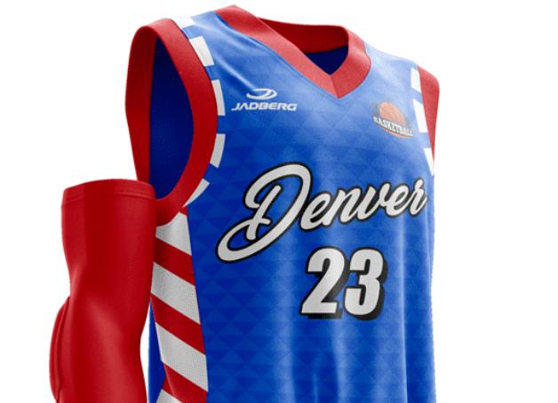 Jadberg – nejen basketbalové dresy na míru