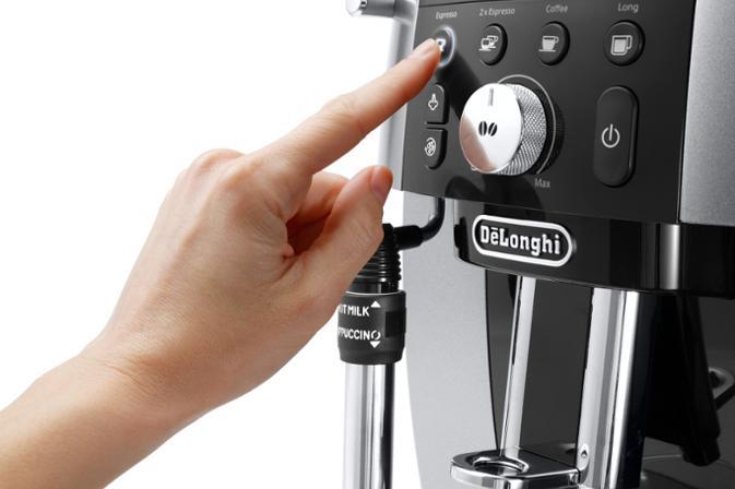 Kávovar nesmíte nechat zanesený, jinak nebude pracovat správně
